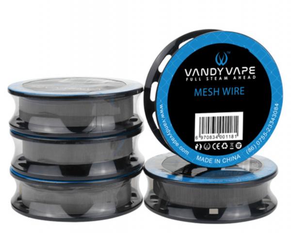 Vandy Vape 1.5m Mesh Wire 200 SS316L - M4