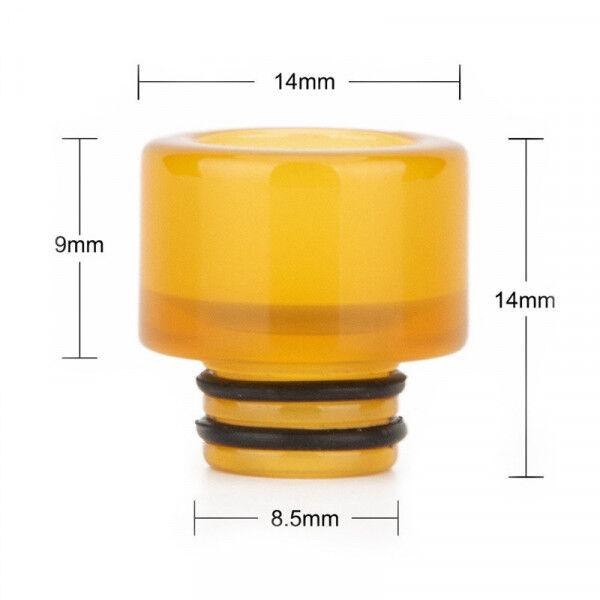 510 DripTip - AS153 - 14x14mm