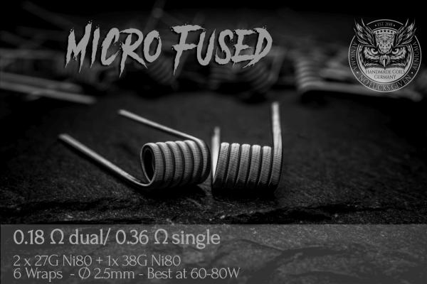 Aenigma Micro Fused - 1 Paar