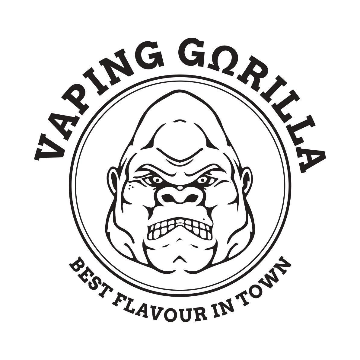 Vaping Gorilla Monkey