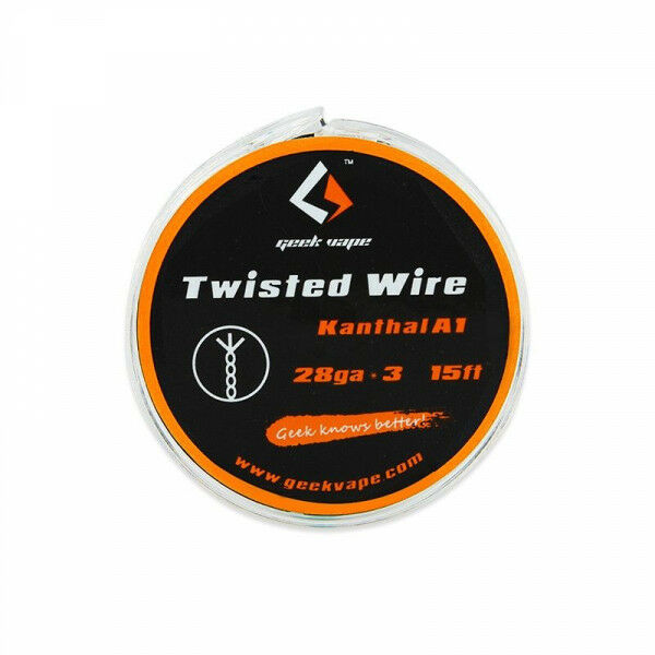 GeekVape Triple Twisted Wire 3x0.30 (28GA)