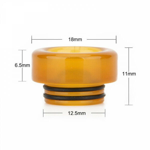 810 DripTip - AS154 - 18x11mm