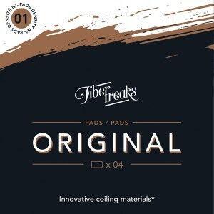 Fiber Freaks Original - Wattepads
