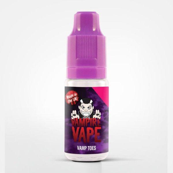 Vamp Toes - 10ml Liquid