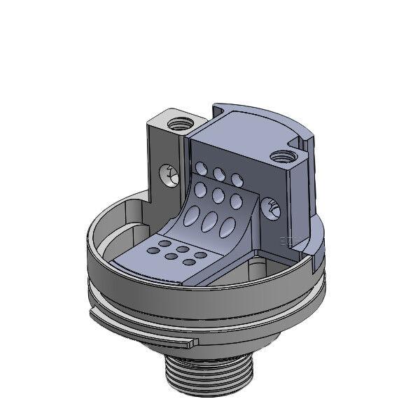 Steam Crave - Aromamizer Plus V1/V2/Ragnar RDTA Single Coil Deck V2