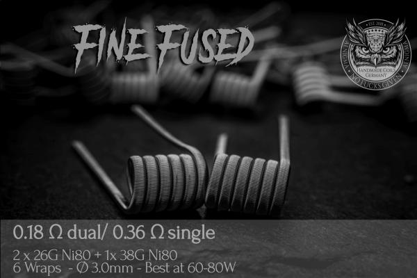 Aenigma Fine Fused - 1 Paar