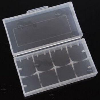 Akku Aufbewahrungsbox für 2x 18650 oder 4x 18350