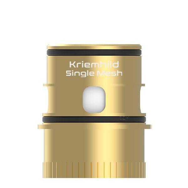 3x Vapefly Kriemhild Single Mesh Coil Verdampferkopf