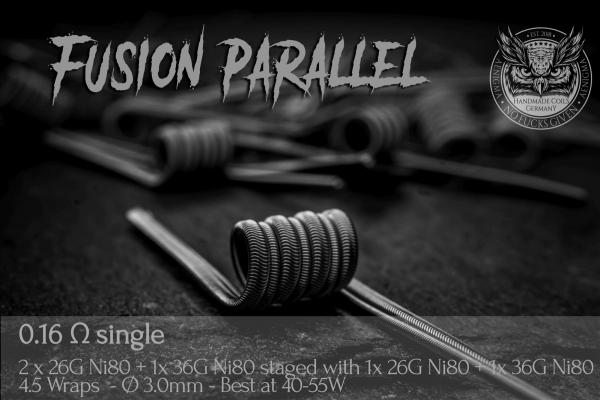 Aenigma Fusion Parallel - 1 Single-Coil